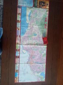 深圳地图。