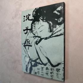 沈子丞书画集 32开 平装本 江州 编辑 人民美术出版社 1997年1版1印 私藏 全新品相