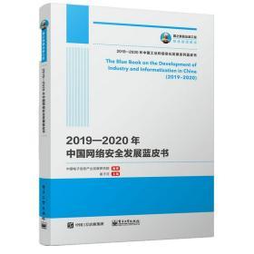 国之重器出版工程2019—2020年中国网络安全发展蓝皮书