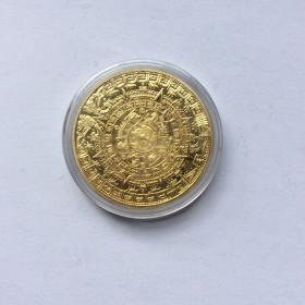 法老头像币(金色)