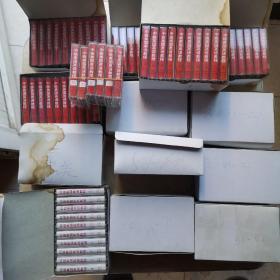 赖世雄广播美国英语 初级70盘+中级66盒磁带美国英语教程(合售)详情看图