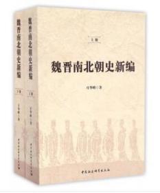 魏晋南北朝史新编(上下)