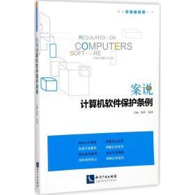 案说计算机软件保护条例
