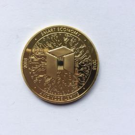 2018NEO币(金色)