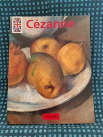 Taschen《  Paul Cezanne 1839-1906 》塞尚1995年英文翻译 德国印刷