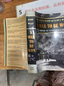 A War To Be Won:Fighting the Second World War  平装 16开