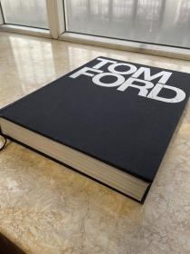 Tom Ford 布面带盒精装