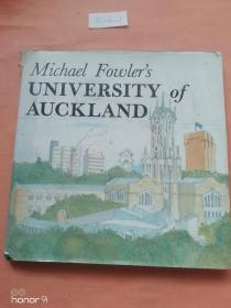 Michael   Fowlers   UNIVERSTY   of   AUCKLAND