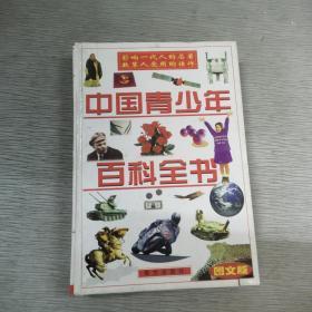 图文版 中国青少年百科全书全八卷缺第三卷