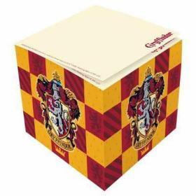 预售哈利波特格兰芬多便签纸Harry Potter: Gryffindor Memo Cube