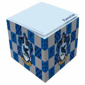 预售哈利波特拉文克劳便签本Harry Potter: Ravenclaw Memo Cube