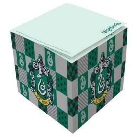 预售新版哈利波特斯莱特林便签纸Harry Potter: Slytherin Memo Cube