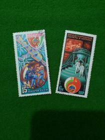 苏联、阿富汗、匈牙利航天合作:国际宇宙研究联合计划