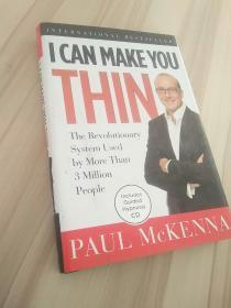 I Can Make You Thin:The Revolutionary System Used by More Than 3 Million People