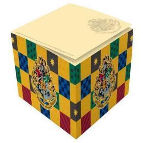 预售哈利波特霍格沃茨便签纸Harry Potter: HogwartsMemo Cube