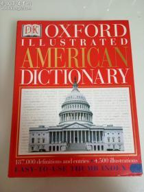 DK   Oxford illustrated American Dictionary  牛津图解大辞典