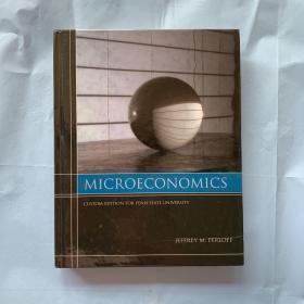 Microeconomics (英文原版) 16开 精装 铜版彩印