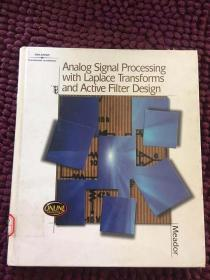 Analog Signal Processing with Laplace Transforms and Active Filter Design