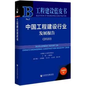 中国工程建设行业发展报告(2020)