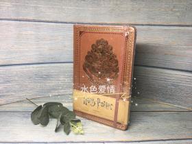 哈利波特霍格沃茨原版标准版笔记本harry potter hogwarts journal