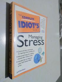 THE COMPLETE IDIOT S Managing Stress