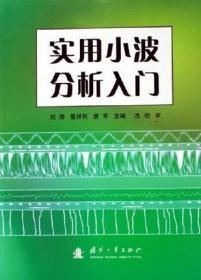 正版二手 实用小波分析入门 刘涛 国防工业出版社 9787118044485