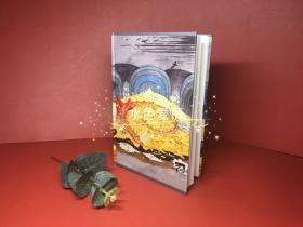 牛津大学波德立图书馆原版托尔金史矛戈笔记本tolkien smaug journal