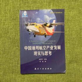 通用航空产业发展丛书:中国通用航空产业发展现实与思考