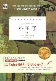 新课标名作名家导读:小王子(核心阅读文学书系)