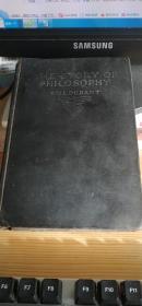 the Story of Philosophy 杜兰特《哲学的故事》,精彩有趣,文笔一流