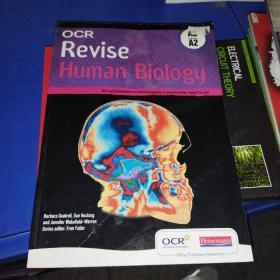 【外文原版】OCR Revise Human Biology