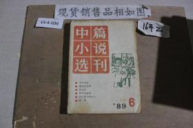 中篇小说选刊1989年第6期