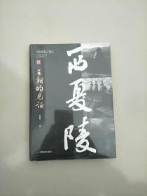 旅行家传奇 西夏陵 王朝的见证 库存书 未开封