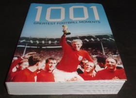 2手英文 1001 Football Moments sfd86