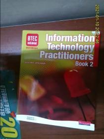 【外文原版】  BTEC National IT Practitioners Book 2 BTEC国家IT从业人员手册2