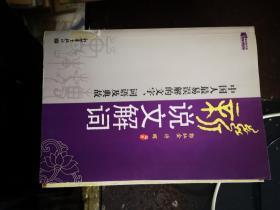 新说文解字:中国人最易误解的文字、词语及典故