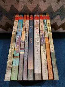 金太阳丛书系列:九本合售《雪驹》《放学后容易发生故事》《流血的太阳》《妈妈,请不要生气》《 谁在屋檐下歌唱》《北回归线上的小太阳》《问女何所思》《回家的路》《高高的河堤》