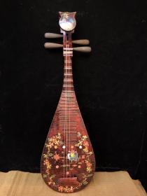 漆器乐器琵琶
