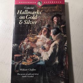 hallmarks on gold and silver(银标查询和银器收藏工具书)