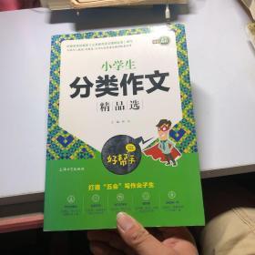 钟书作文榜样·作文好帮手-小学生分类作文精品选