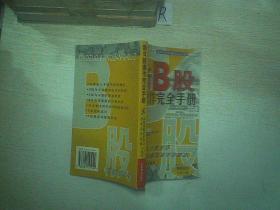 新B股操作完全手册