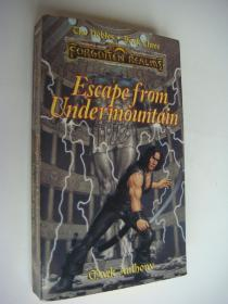 Escape from undermountain (Forgotten realms)