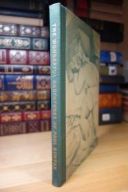 The Wonderful Adventures of Paul Bunyan 保罗班扬的奇妙历险记 Heritage Press 1945年版