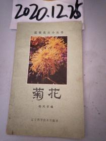 盆栽花卉小丛书  菊花