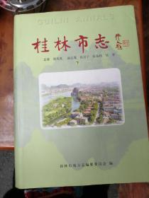 桂林市志上中下册