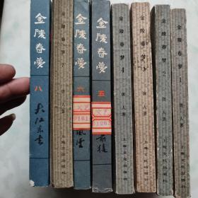 金陵春梦(1-8全)