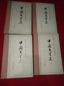 中国文学史(全四册)