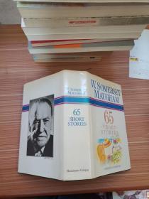W.SOMERSET   MAUGHAM  65  SHORT  STORIES