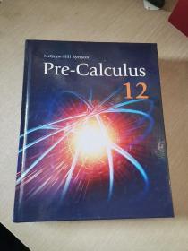 Pre-Calculus 12(正版精装彩图)