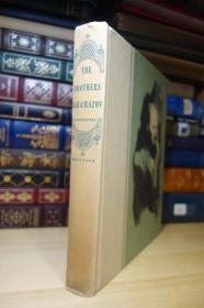陀思妥耶夫斯基 卡拉马佐夫兄弟 The Brothers Karamazov  1949年 Heritage Press版 超大本 1.53公斤
